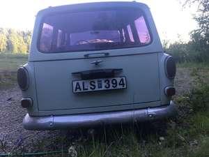Volvo Amazon Custom