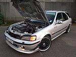 Honda Civic Aerodeck V6