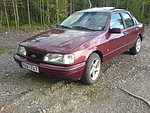 Ford Sierra 1,8 Turbo Diesel