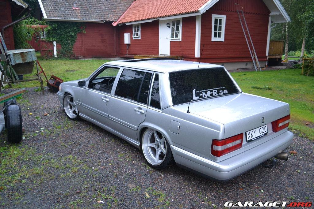 Volvo 760 Tic 1990 Garaget