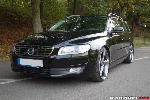 Volvo v70II Facelift Styling projekt Sidan 1 Garaget