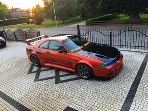 Nissan Skyline R33 GTS-T Vänsterstyrd