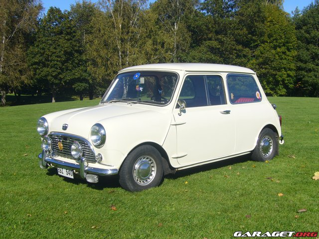 Austin mini 850 mki automatic 1967 garaget for Garage auto galon