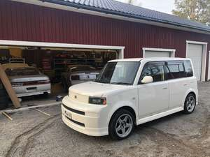 Toyota bB NCP35