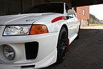 Mitsubishi Evo 5 LHD