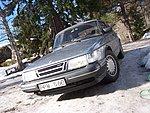 Saab 900 turbo 16v