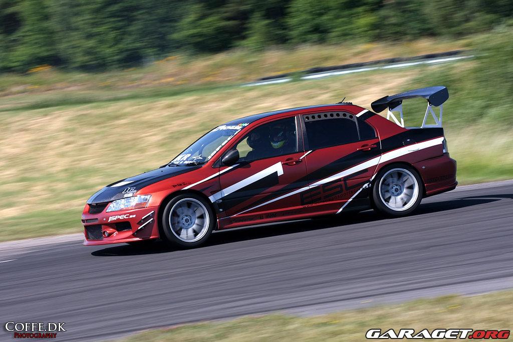 Mitsubishi Evo 8