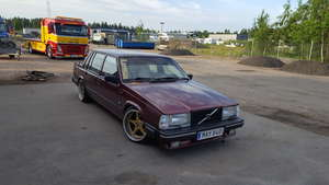 Volvo 740 GLT 16v