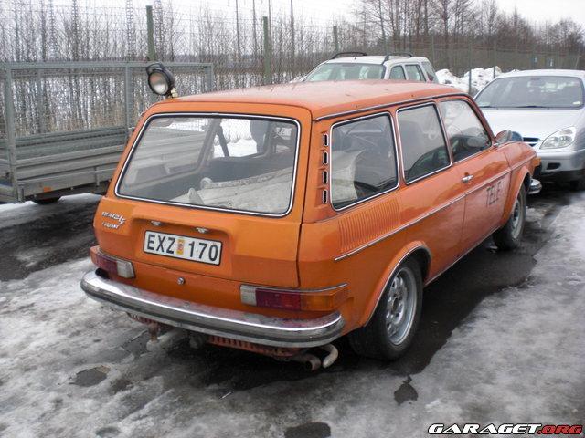 Volkswagen 412 le variant 1973 garaget for Garage volkswagen le landreau