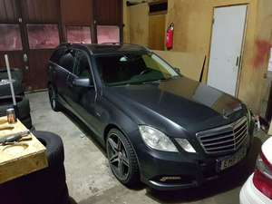 Mercedes S212