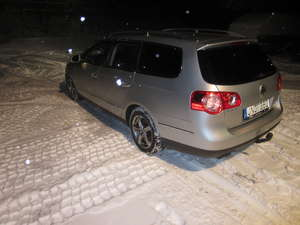 Volkswagen Passat 2.0TDI 4motion