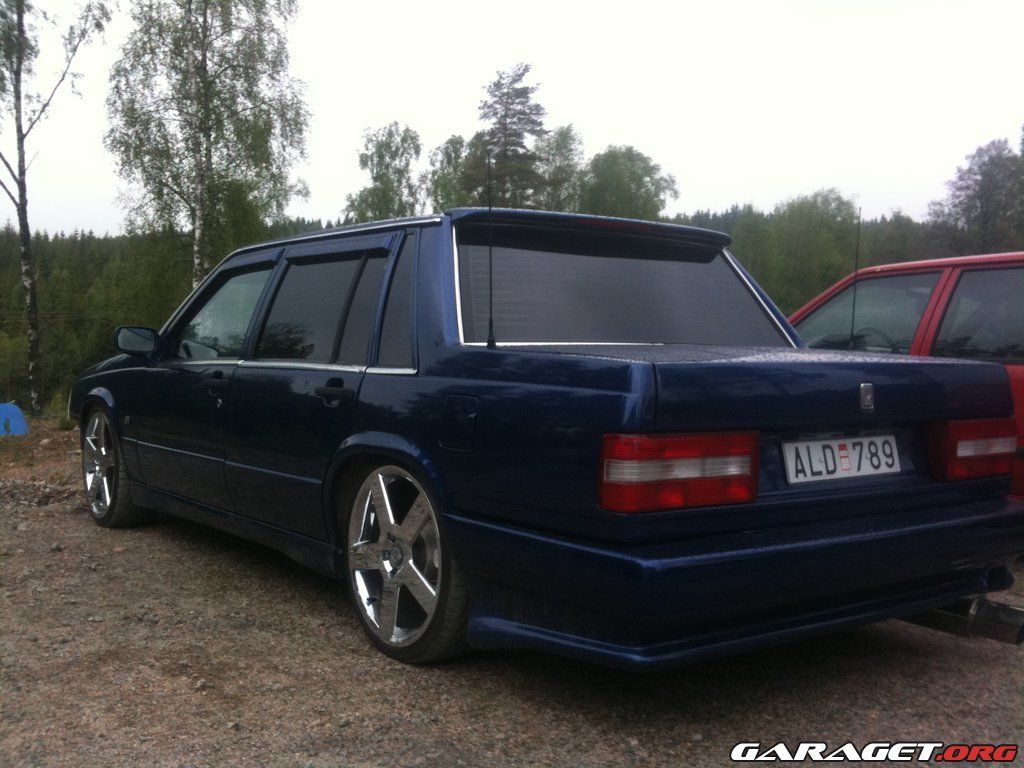 1985 Volvo 740 Turbo Related Infomation Specifications