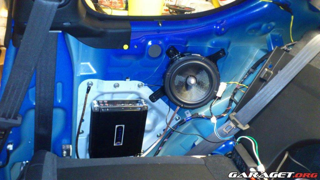 Rear Speaker Blown Which Replacement Hyundai Genesis Forum
