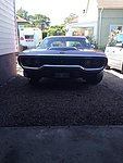 Plymouth Road runner six barrel