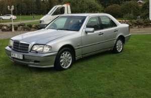 Mercedes C250 turbo diesel