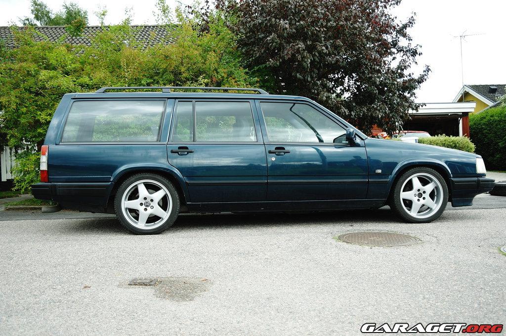 Fj 228 Drar D 228 Mpare Volvo 945 Garaget