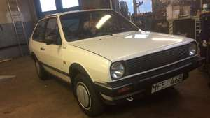 Volkswagen Polo MK2 coupe