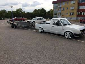 Volkswagen Caddy MK1