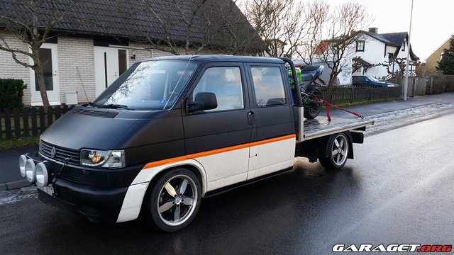 volkswagen transporter t4 syncro 1996 garaget. Black Bedroom Furniture Sets. Home Design Ideas