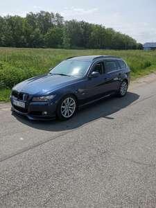 BMW E91 330d xDrive