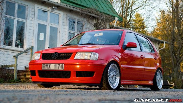 Volkswagen polo 1 4 16v 2000 garaget for Garage volkswagen marennes 17