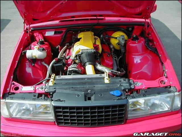 Volvo 940 V8