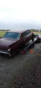 Cadillac Sedan Deville 4dr HT