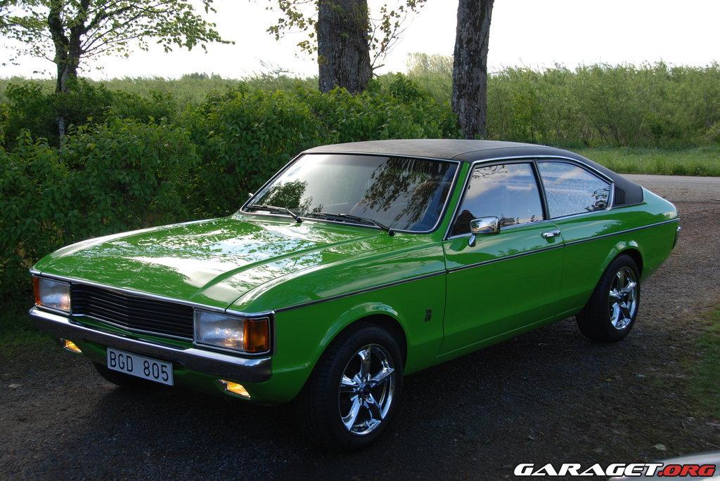 Ford Granada Coupe (1975) | Garaget