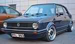 Volkswagen Golf Cabriolet GLI