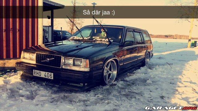 Volvo 745 d24 turbodieselinter...