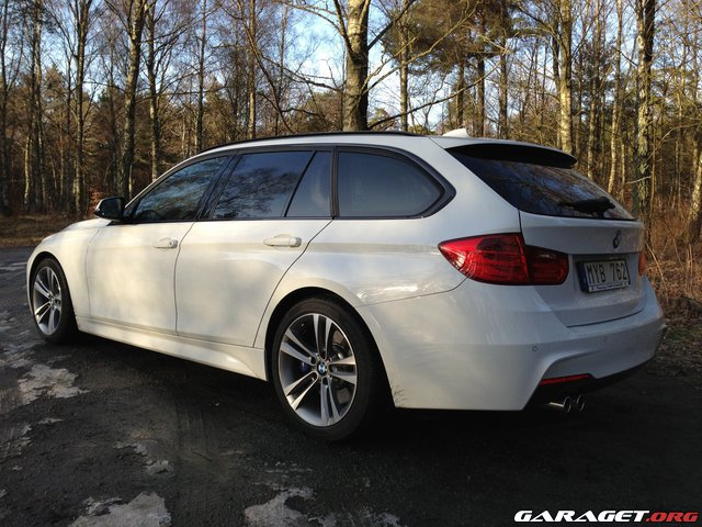 bmw 330d touring m sport paket f31 2013 garaget. Black Bedroom Furniture Sets. Home Design Ideas