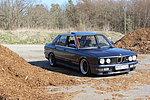BMW E28 M528 Turbo