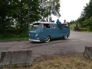 Volkswagen Bay Dubbelhytt
