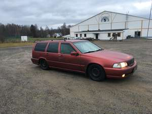 Volvo V70 2,5se