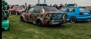 Volkswagen Jetta mk2 1,8