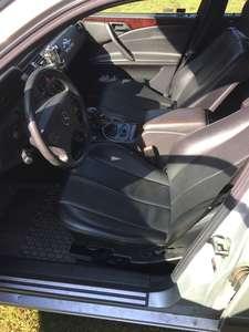 Mercedes E200 kompressor