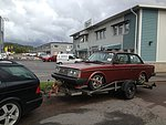 Volvo 242 Turbo Evolution