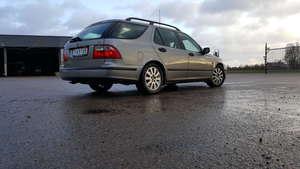 Saab 9-5 2.0T lineair sportcombi