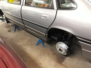Opel Vectra turbo 4x4