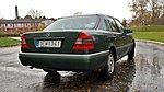 Mercedes C180 W202