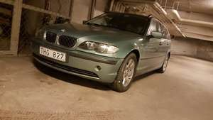 BMW E46 325iA
