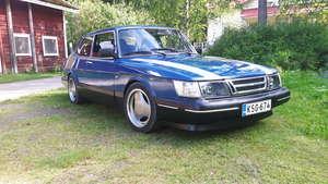Saab 900 T16