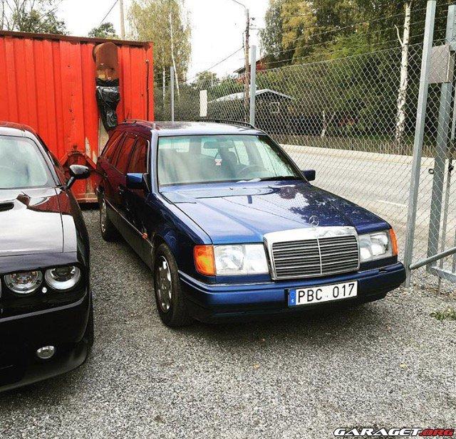 Mercedes 300te 1988 garaget for 1988 mercedes benz 300te