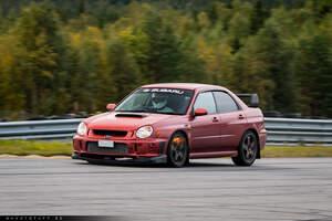 Subaru Impreza WRX (JDM SPEC/Sti)