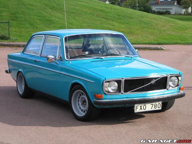 Volvo 142 Dl 1971 Garaget