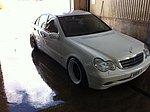 Mercedes C 200 cdi