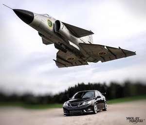 Saab 9-3 2,1T XWD