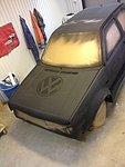 Volkswagen golf mk 2 gti 16v