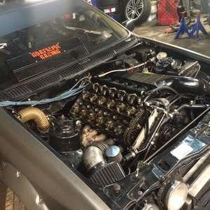 Ford Sierra M50 2,85T