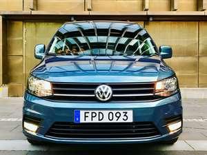 Volkswagen CADDY MAXI MK4 2K